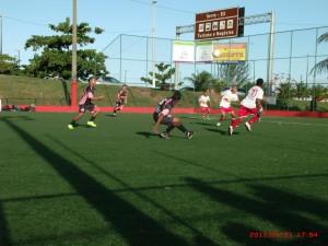 Abertura Campeonato de Verão 2012