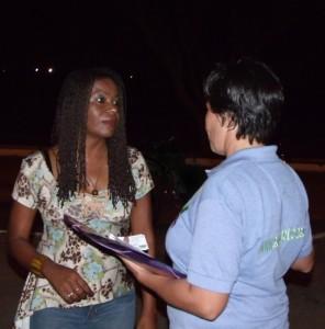 Eliane oliveira Presidente setor Africa - Cidade Continental