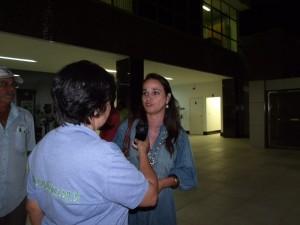 Sandra Gomes critica aumento dos salarios