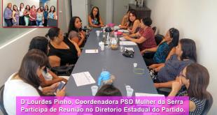 PSD Mulher Capixaba Organiza Seminário para Mulher.