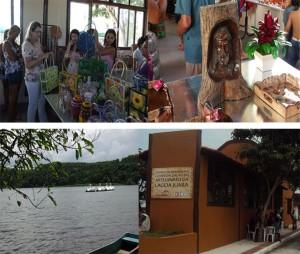 Centro de Referencia e Comercialização de Artesanatos Lagoa do Juara