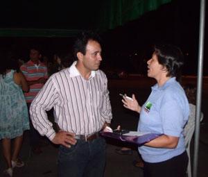 Pastor Hailton, exclusiva para o Serra Notícias