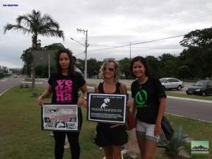 Ativistas Capixaba em proteção dos Animais