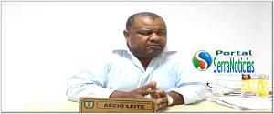 Vereador Aécio Leite (PT) fala sobre a Fabrica do Trabalho