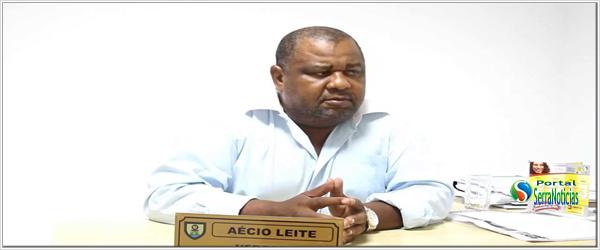 You are currently viewing Vereador Aécio Leite (PT) fala sobre a Fabrica do Trabalho