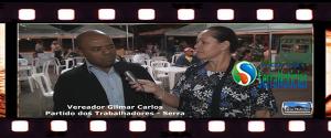 Feira de Oportunidades em Central Carapina é um Sucesso
