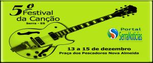 5º Festival da Canção de Nova Almeida – Serra/ES