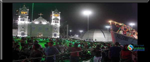Festa de São Benedito traz alegria ao povo serrano e marca historia