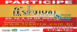 28 a 30 de Novembro: Nova Almeida é a Terra da Cultura e da Música