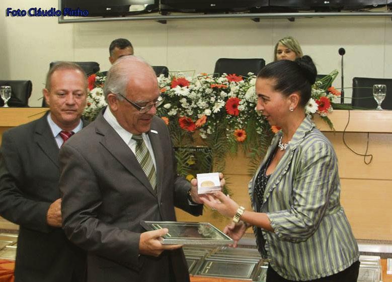 Câmara da Serra homenageia Cidadão Serrano dia 26 com Sessão Solene
