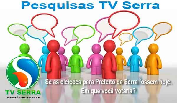 You are currently viewing Em quem voce votaria para Prefeito da Serra hoje?
