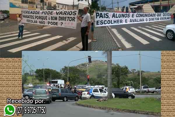 You are currently viewing Comunidade Escolar Manifesta Contra Decreto de Audifax Barcelos