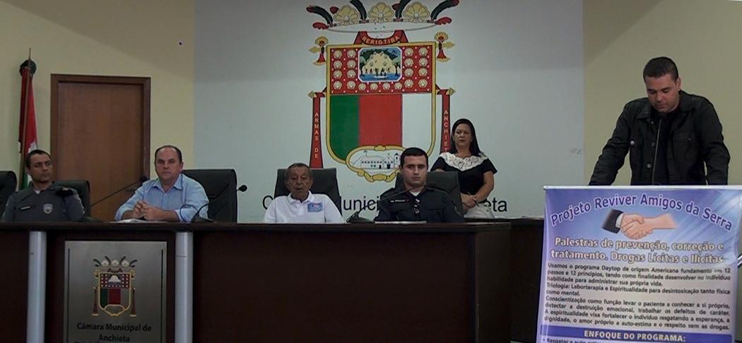 You are currently viewing Pras realiza III Seminário de Prevenção a Dependência Quinica em Anchieta