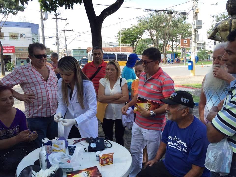 Serra Car promove ação social em Serra Sede