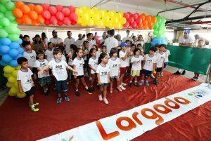 Read more about the article Shopping Mestre Álvaro promove corrida Kids neste sábado