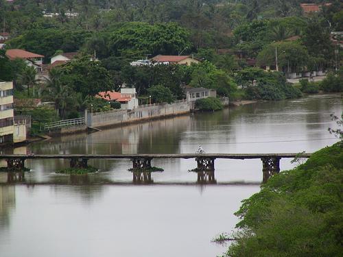 Maior malha hidrográfica da Serra está no Rio Reis Magos