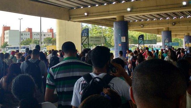 You are currently viewing Paralisação surpresa do transporte coletivo na Grande Vitória