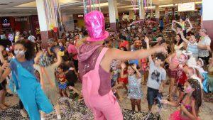 Programação do Bailinho de Carnaval nos Shoppings da Grande Vitória