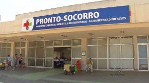 Read more about the article Sindsaúde denuncia superlotação em Hospital Infantil de Vila Velha