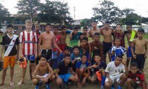 Read more about the article Projeto Social Escolinha de Futebol Unidos da Vila