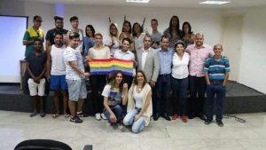 Fórum Municipal LGBT elege nova coordenação