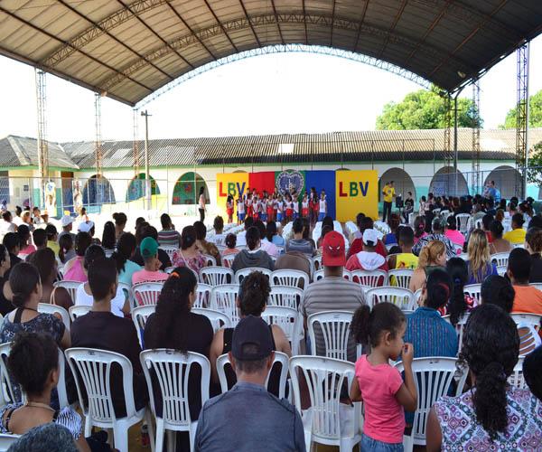 Campanha da LBV beneficia 600 famílias no estado do Espírito Santo