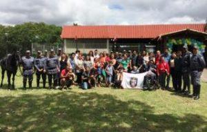 Polícia Militar reinicia os atendimentos da Equoterapia