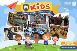 """Evento """"PM Kids"""" começa amanhã no Shopping Vitória"""
