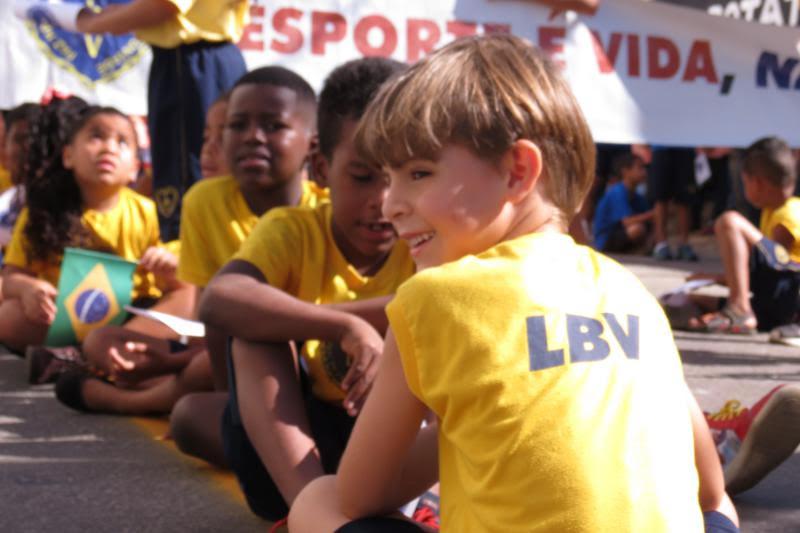 Crianças da LBV discutem o respeito à diversidade no mês da Consciência Negra